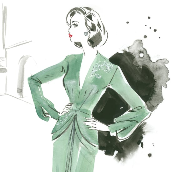 Costume Design by Joanna Johnston in Allied Film
