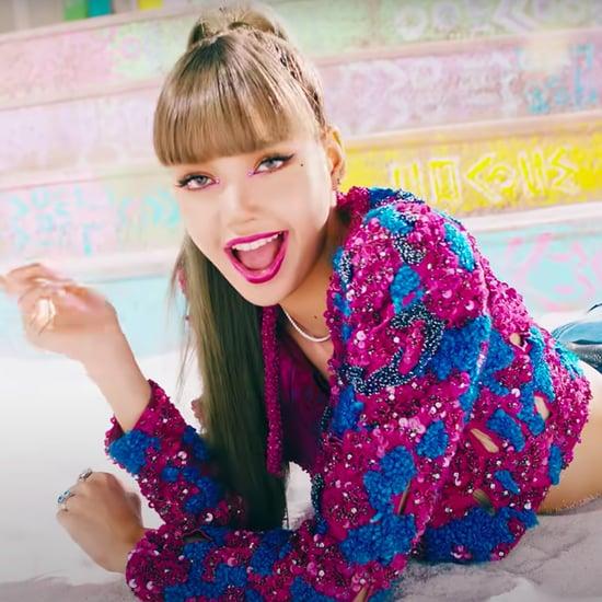 "Blackpink's Lisa Drops ""Lalisa"" Music Video"