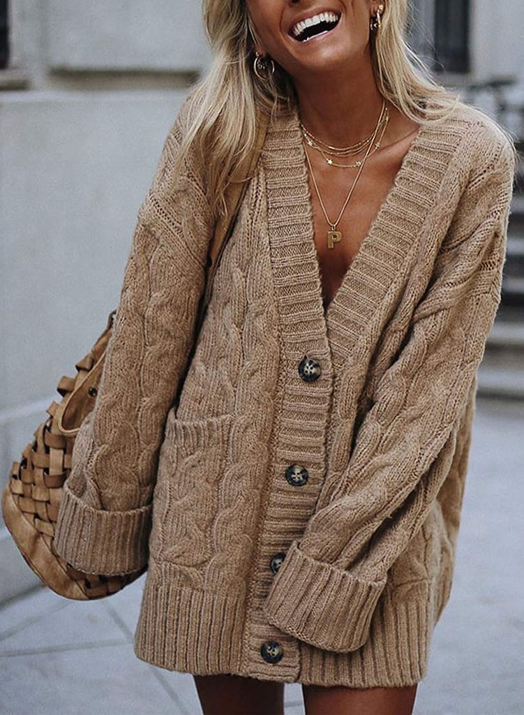 Sidefeel Cardigan Sweater