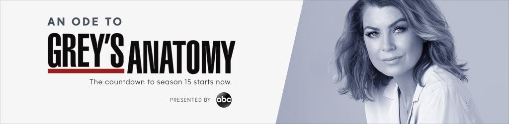 Ode To Greys Anatomy Popsugar Entertainment