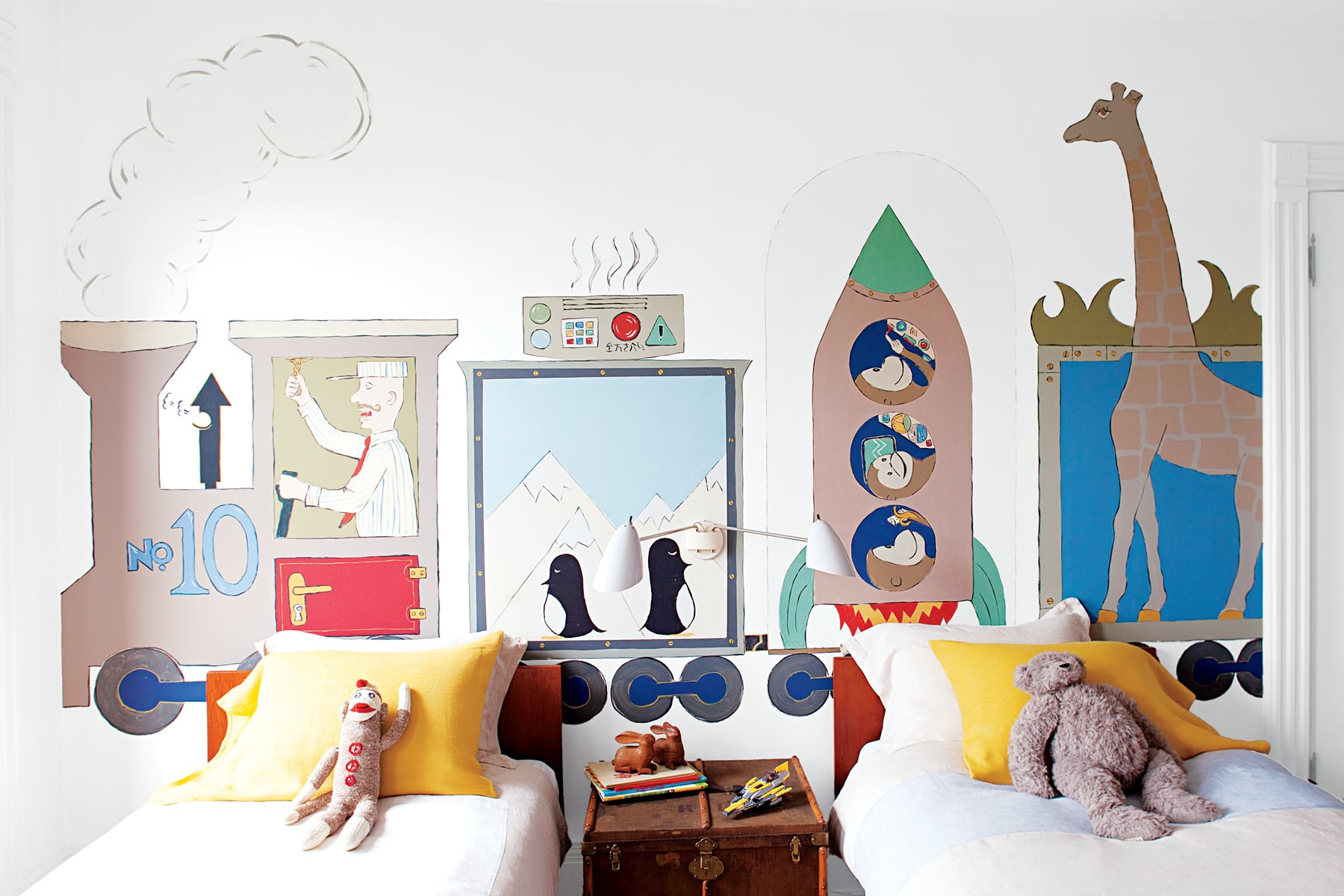 Kids Room Decorating Tips From Martha Stewart Living ...