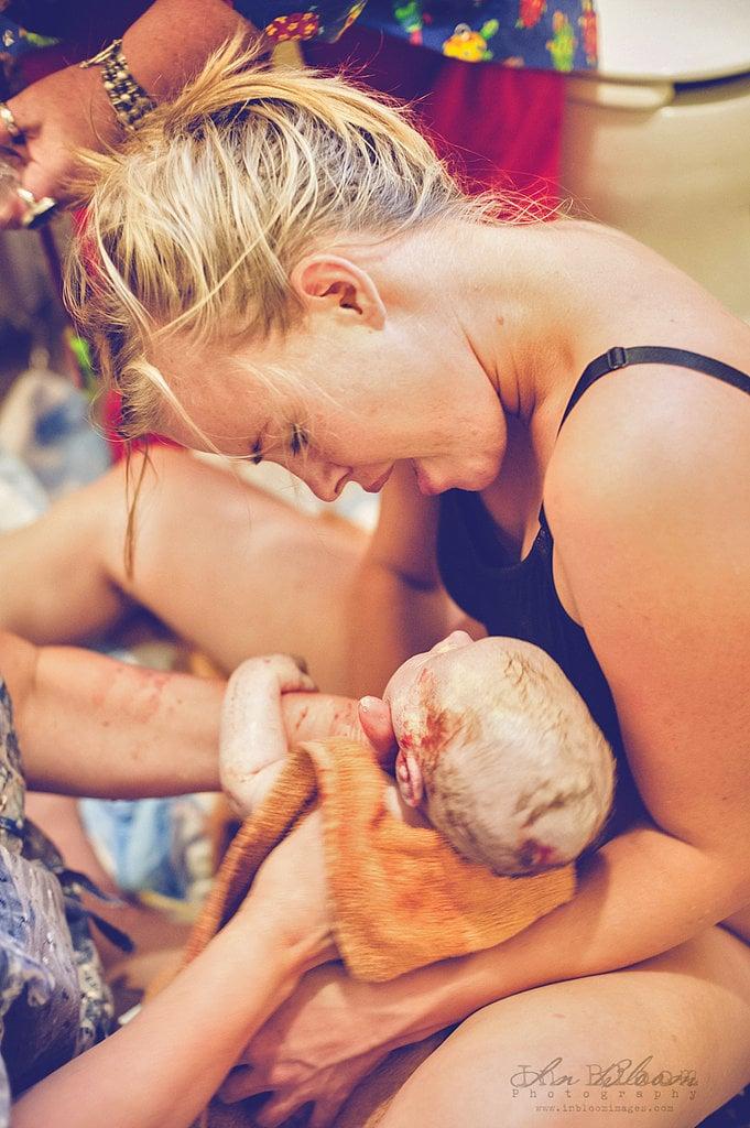 Most Beautiful Childbirth Photos