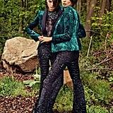 Roberto Cavalli Fall 2012 Ad Campaign