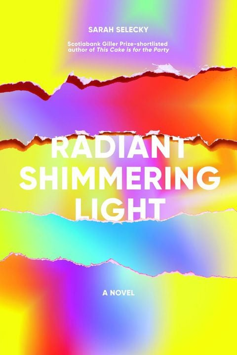 Radiant Shimmering Light by Sarah Selecky