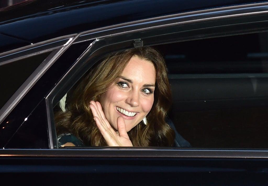 The Duchess of Cambridge Nail Polish Colours