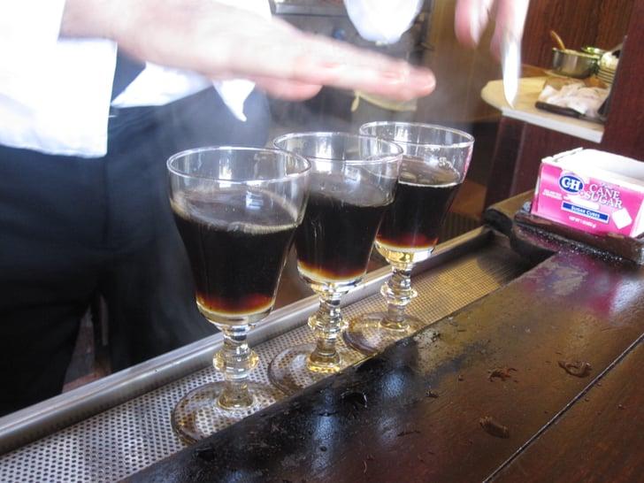 Level Coffee   The Buena Vista Cafe's Irish Coffee Recipe ...