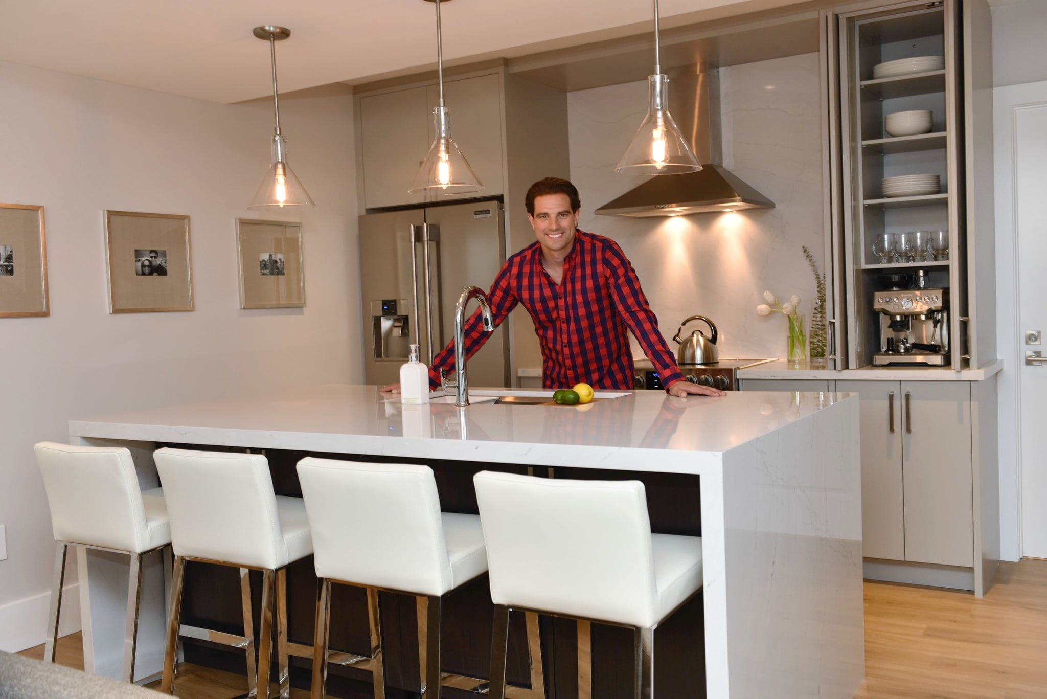 Scott Mcgillivray Kitchen Design Advice Popsugar Home
