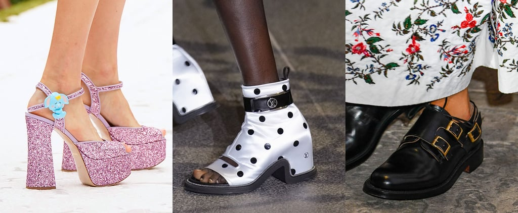 Spring 2022 Shoe Trends Straight From the Runways
