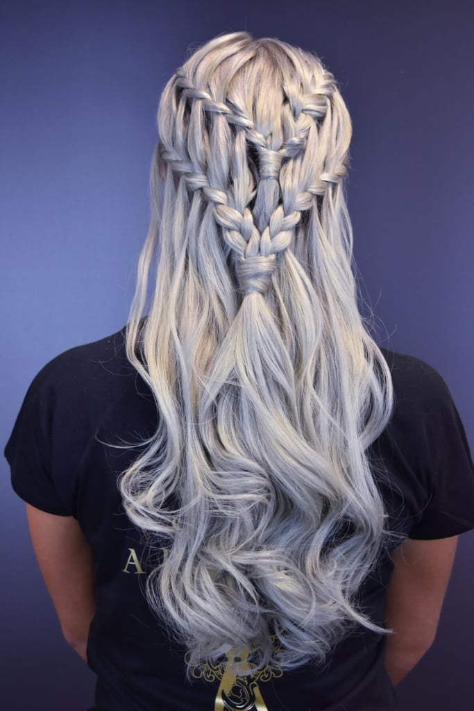 Game of Thrones, Khaleesi Plait Hairstyle