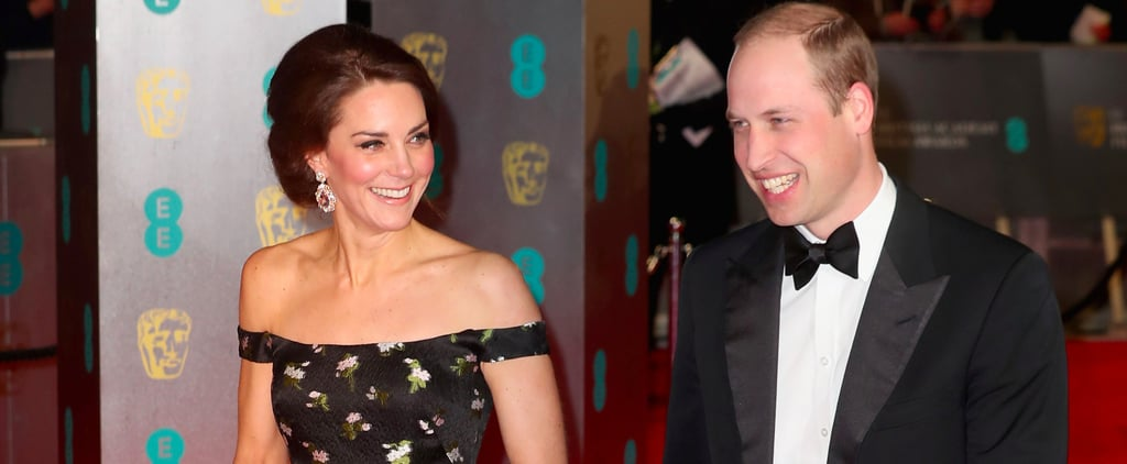 The Duchess of Cambridge Went For the Anti-Princess Dress at the BAFTAs