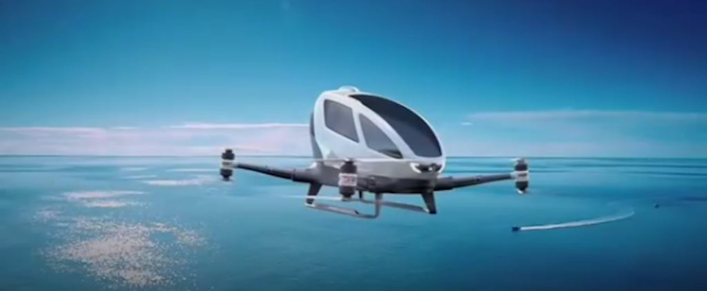 """Dubai Plans To Use """"Flying Cars"""" By July 2017"""