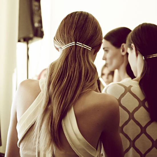 Hair How to Sass & Bide Spring 2014 New York Fashion Week