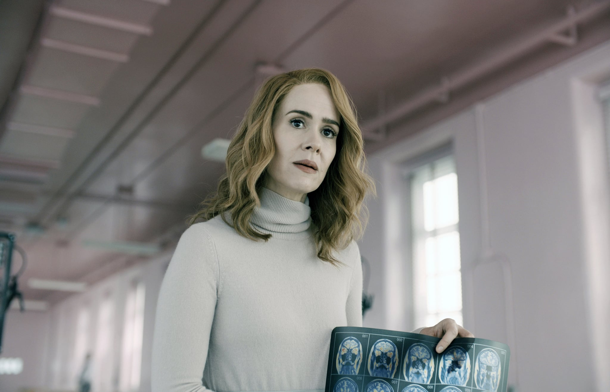 GLASS, Sarah Paulson, 2019.  Universal / courtesy Everett Collection