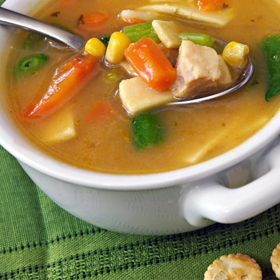 Does Chicken Soup Help a Cold?