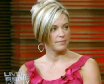 Regis Tells Kate Gosselin She and Jon Will Get Back Together