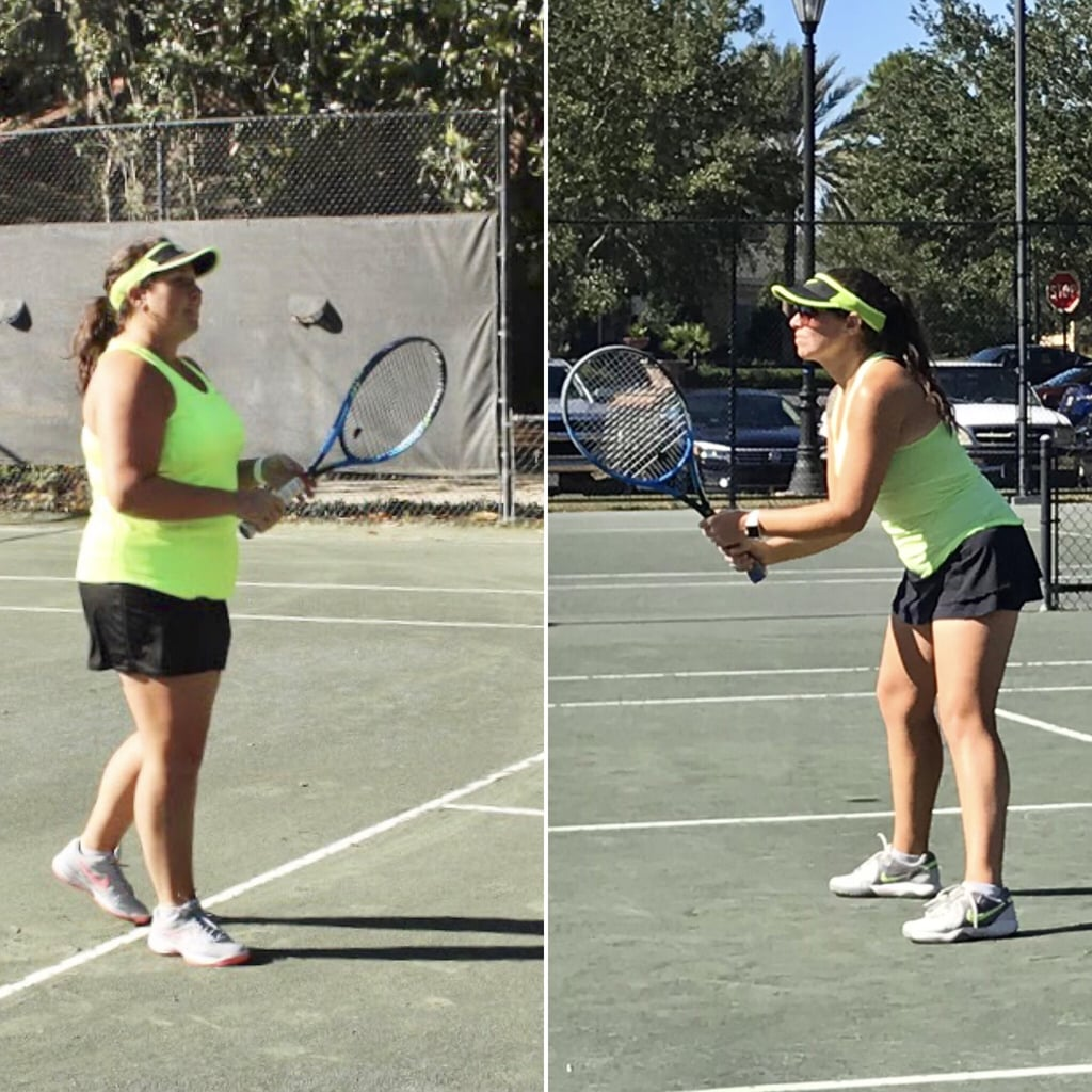 Tennis Weight Loss Before And After - WeightLossLook