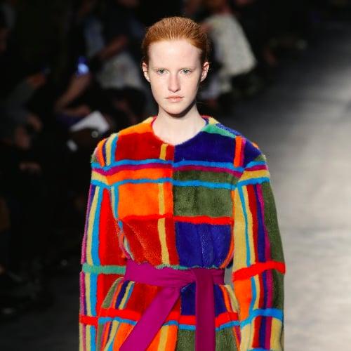New York Fashion Week Altuzarra Fall 2014 Runway Beauty