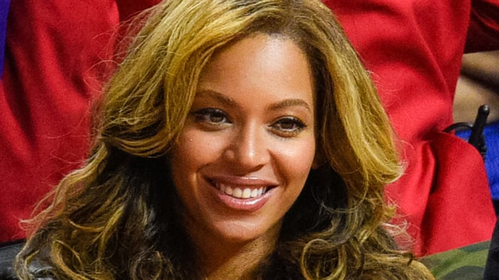 Beyonce Knowles Blond Highlights 2015 | POPSUGAR Beauty