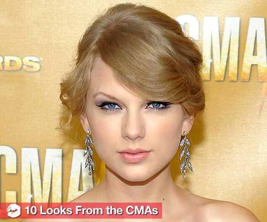 New Pictures of Celebrities at the 2010 Country Music Awards