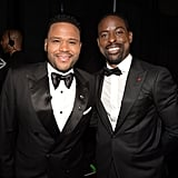 Pictured: Anthony Anderson and Sterling K. Brown