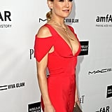 Kate Hudson attended the amfAR gala in LA.
