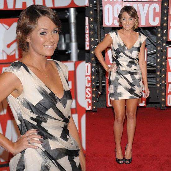 Lauren Conrad at the MTV VMA Awards