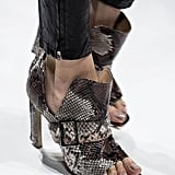 Summer Booties: Salvatore Ferragamo Spring 2014