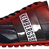 Bikkembergs Gradient Leather Soccer Style Sneakers ($332)
