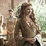 Natalie Dormer Plays Margaery Tyrell on Game of Thrones . . .
