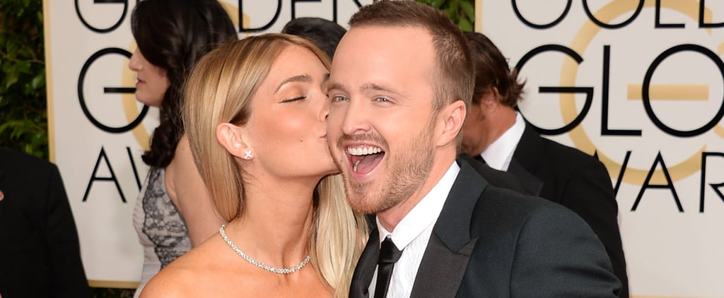 Aaron Paul and Lauren Parsekian's Cute Instagram Photos