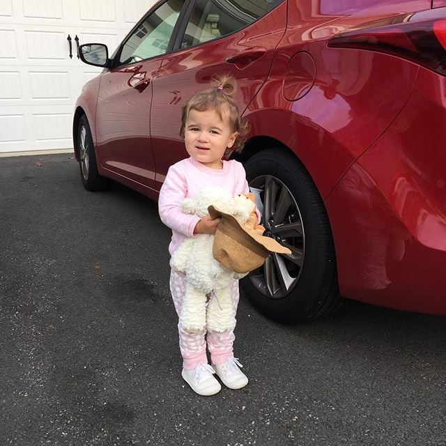 Kevin Jonas's Daughter Pictures