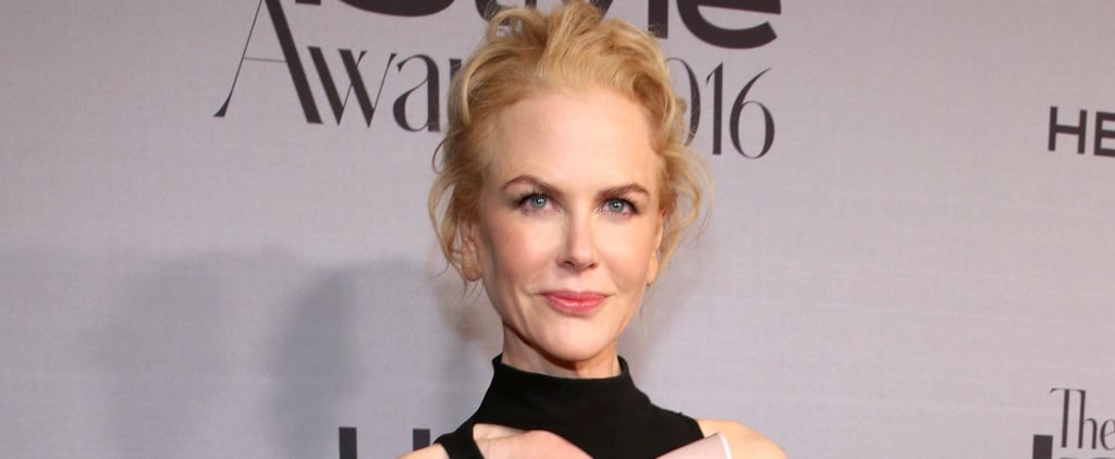 Take a Moment to Marvel at Nicole Kidman's Stunning Red Carpet Appearance