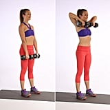Superset 2, Exercise 1: Upright Row