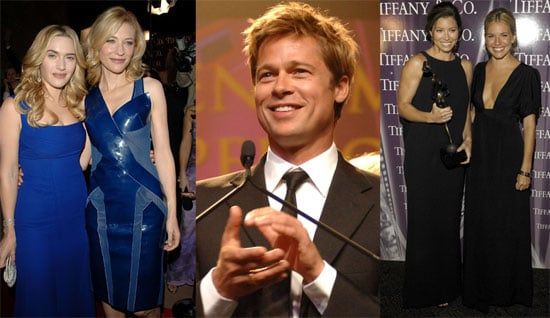 Cate, Kate and Jessica Take Palm Springs Honors