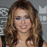 Miley Cyrus at the 21st Annual MuchMusic Video Awards in June 2010