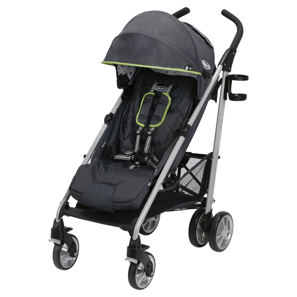 A Lightweight Umbrella Stroller