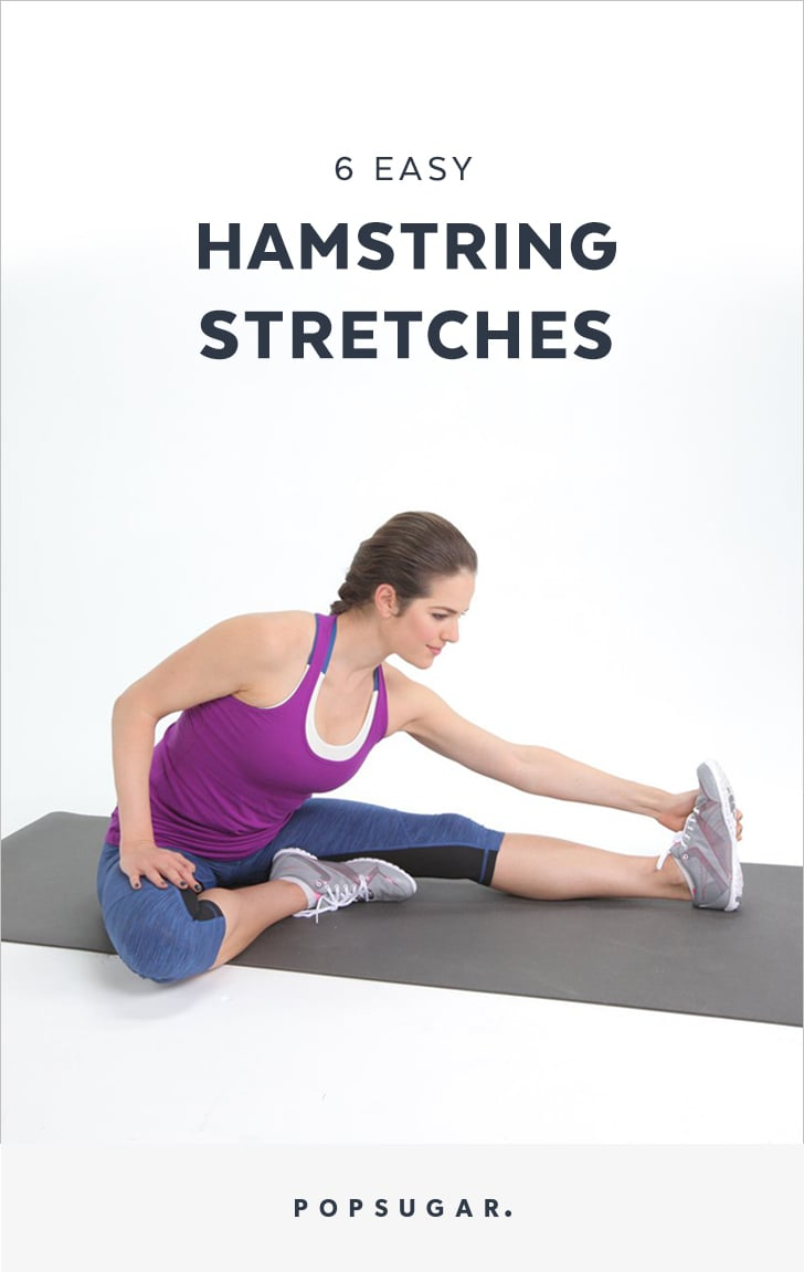 Easy Hamstring Stretches