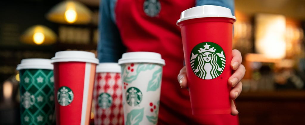 Starbucks Reusable Red Holiday Cups 2018