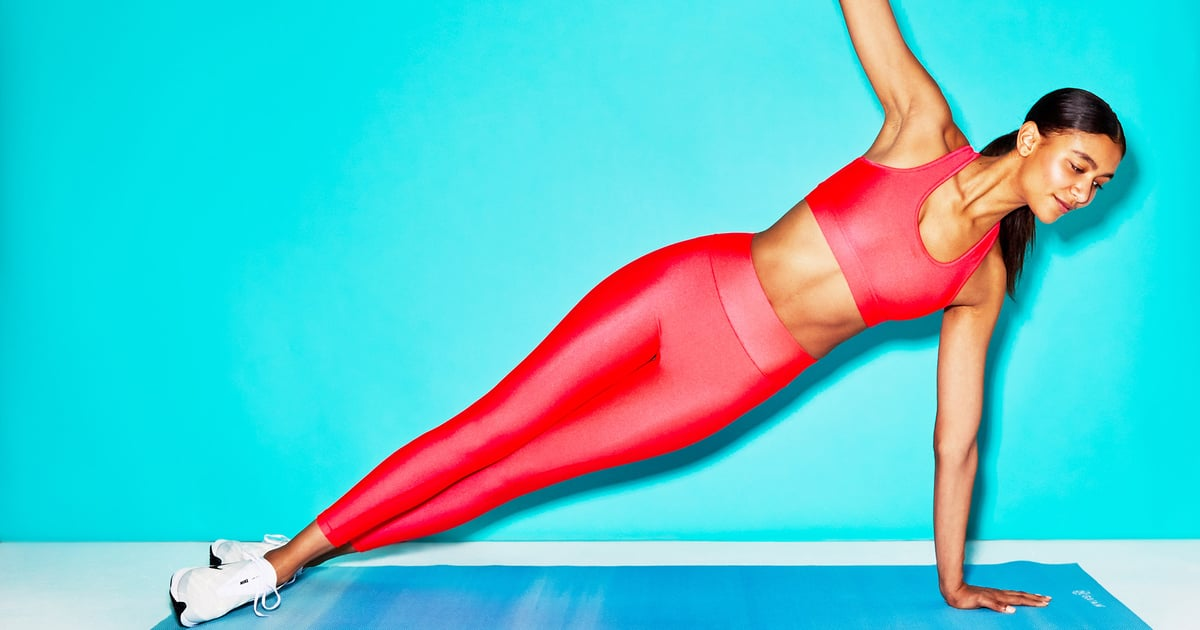 Transform Your Arms and Core With This Quick Yet Effective 2-Week Plank Challenge