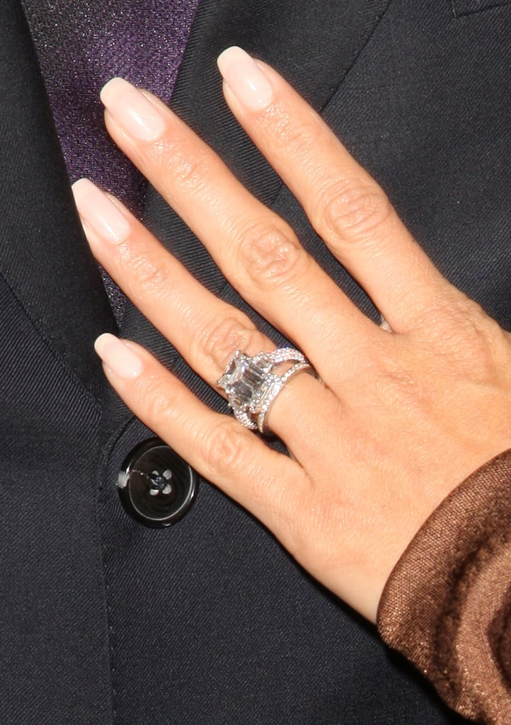 Eva Longoria Celebrity Engagement Rings Pictures
