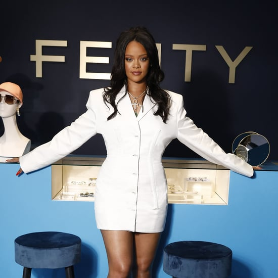 Rihanna Wearing Fenty Fashion Collection in Paris May 2019