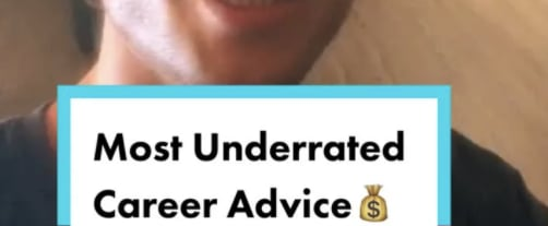 The Best Career Advice on TikTok
