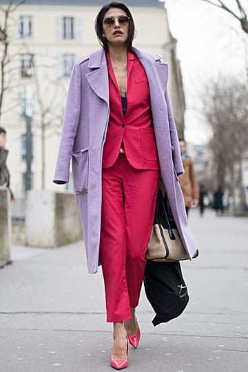 Unusual Colour Combination Outfit Ideas