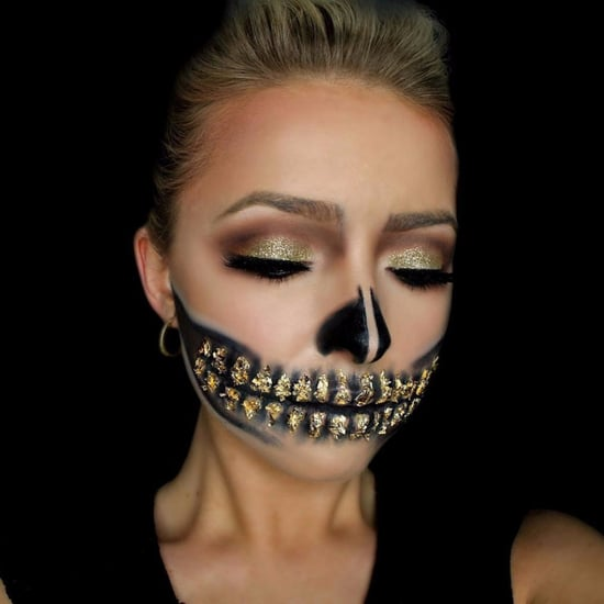 Glam Halloween Makeup Ideas For People Who Hate Gore