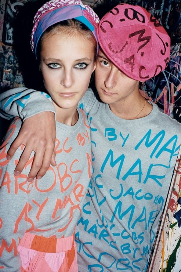 Photo courtesy of Marc by Marc Jacobs