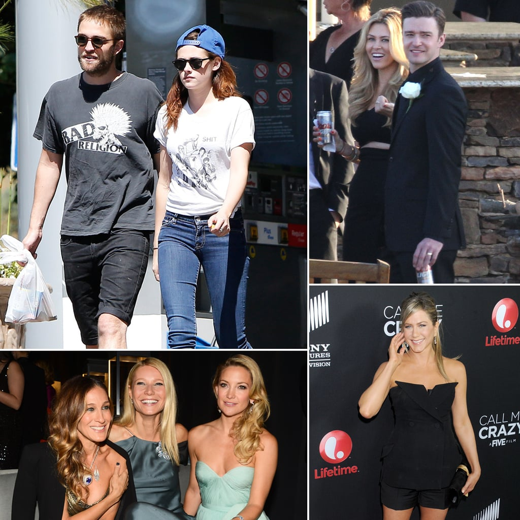 Best Celebrity Pictures Week of April 15, 2013