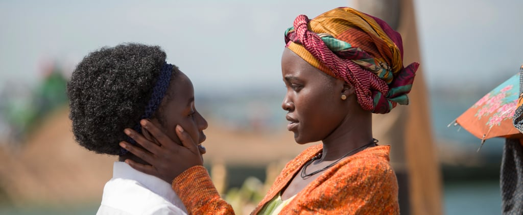 Lupita Nyong'o Interview For Queen of Katwe