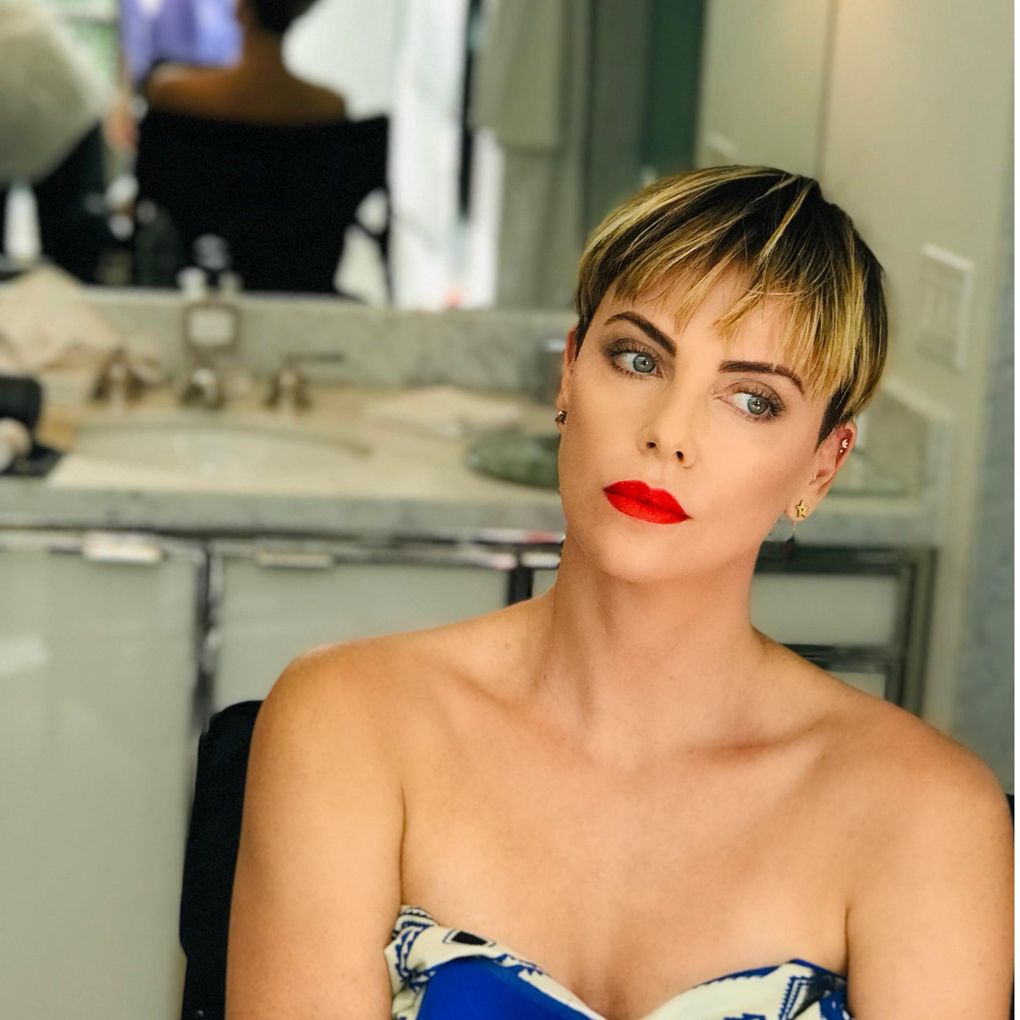 Adir Abergel On Charlize Theron S Hair Transformations Popsugar Beauty