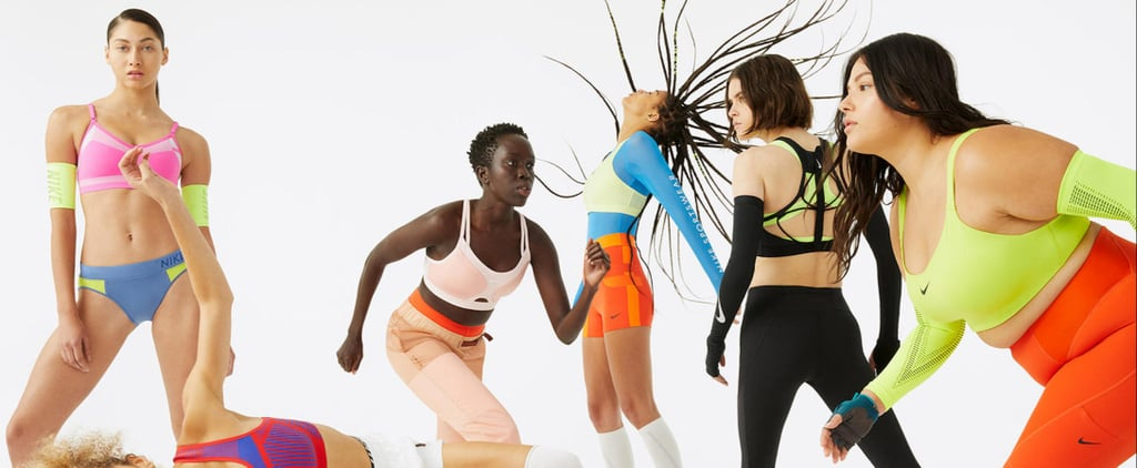Nike Expands Sports Bra Sizes 2019