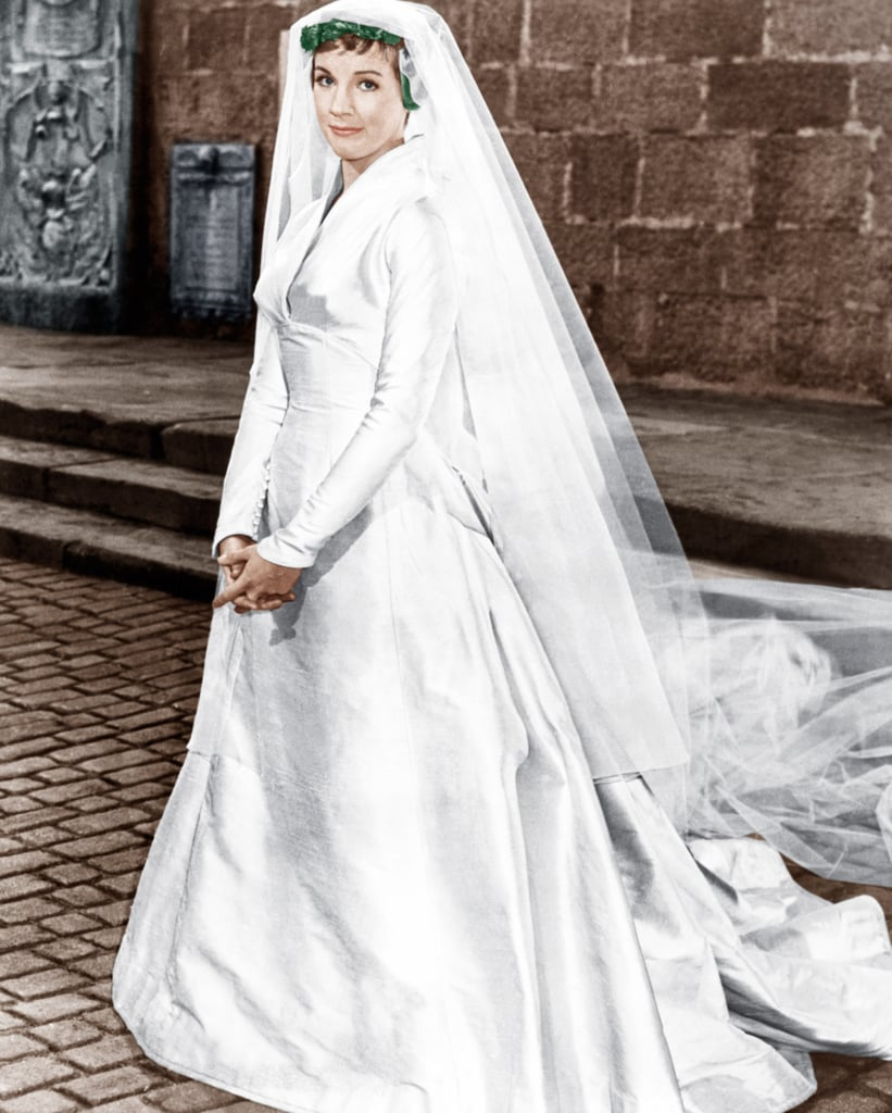 The Sound of Music | Best Movie Wedding Dresses | POPSUGAR Fashion ...